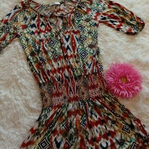 Veronica M Boho Dress Size S